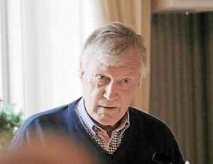 Rutger Ahlbeck (NP).