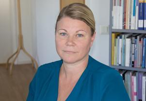 Maria Andersson (S), vice ordförande i bildningsstyrelsen.