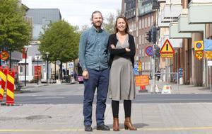Niclas Persson och Sara Bronner skriver om MP:s budget för 2020.
