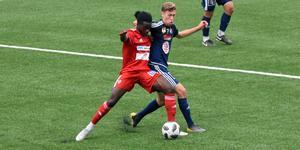 IFK Moras Romeo Akinola är en av många spelare som lämnat efter sommaren.