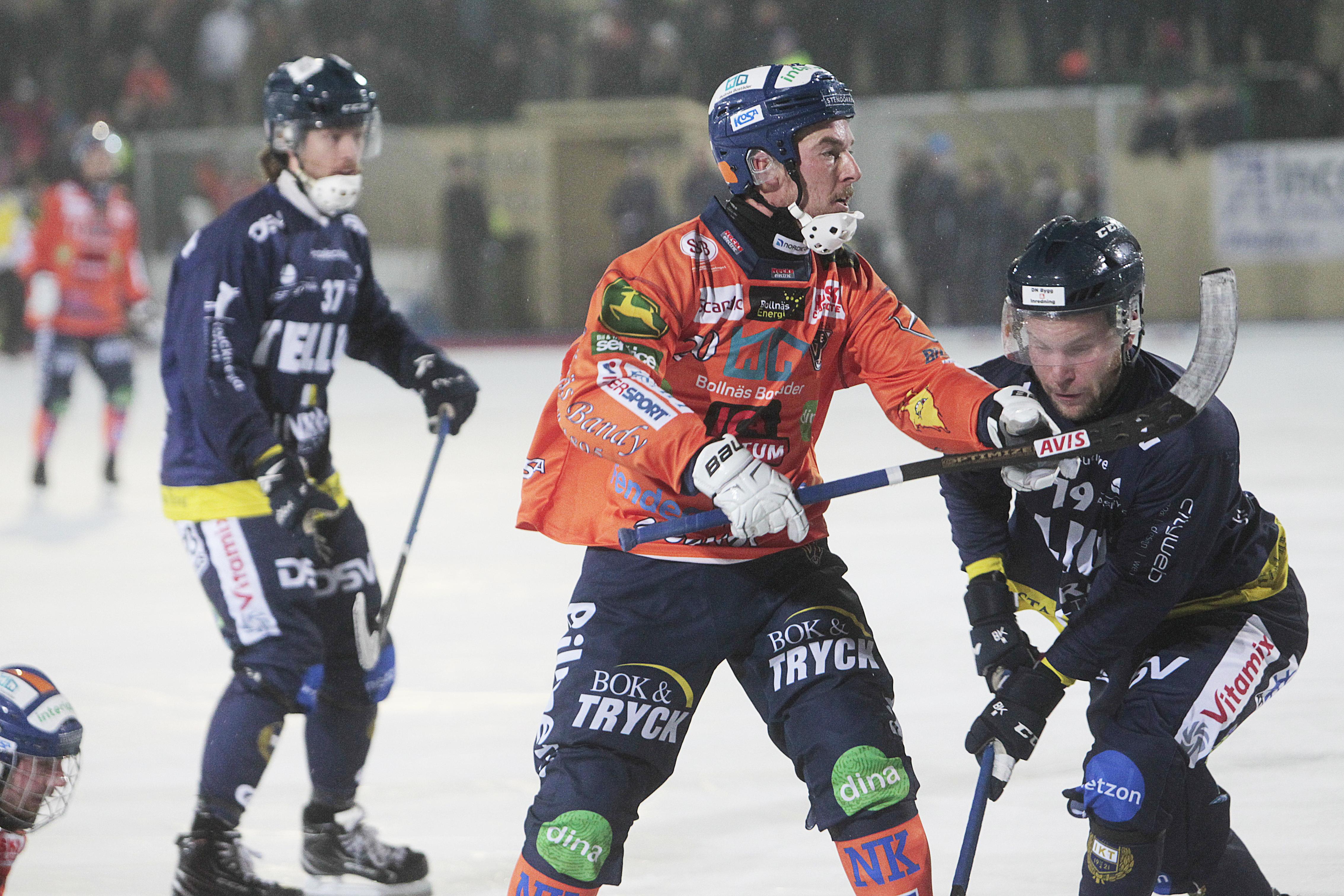 Patrik nilsson och bandy vm