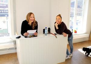 Emma och Josefin är både systrar, bästa vänner och nu affärspartners.