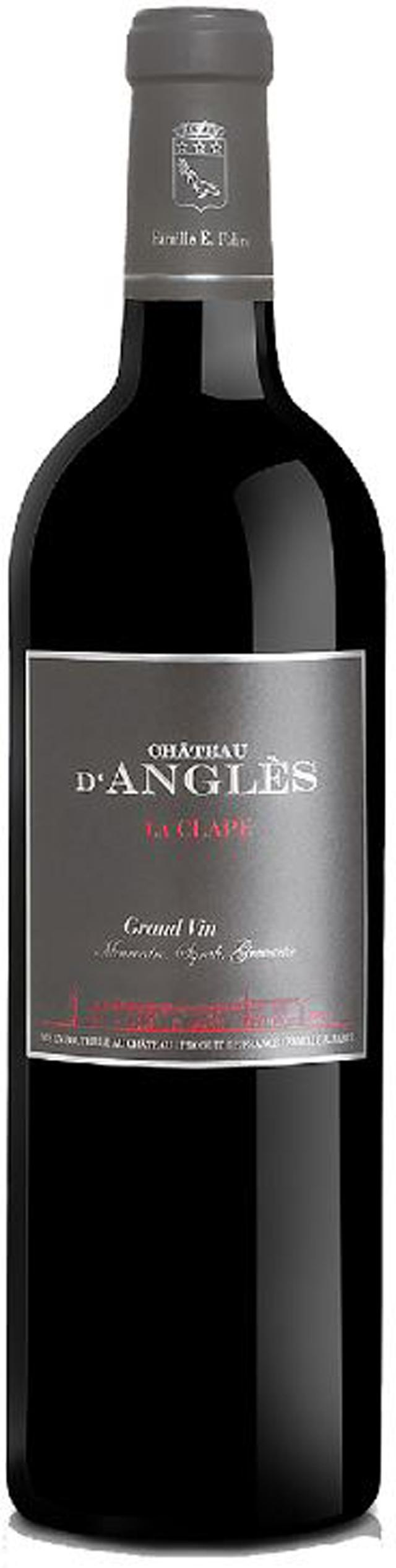 Château d'Angles La Clape Grand Vin 2014.