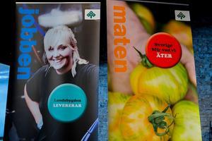 Jobben och maten är två av LRF:s valfrågor. Det tredje handlar om klimatet.