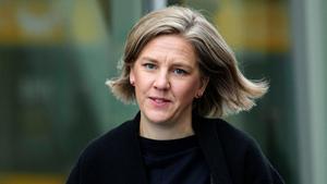 Miljöminister Karolina Skog (MP).Foto: Johan Nilsson