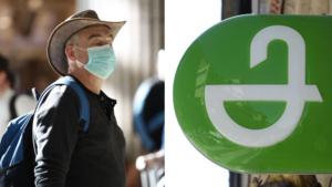 """Coronaskräck i Ö-vik – helt slut på apotekets munskydd: """"Många är väldigt rädda"""""""