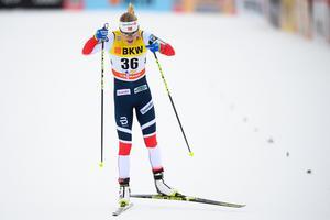 Ragnhild Haga är kritisk mot jämställdheten inom norska skidlandslaget.