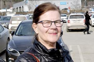 Gun-Britt Fayad, 65 år, pensionär, Maland: