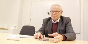 Bengt-Åke Nilsson har inte mörkat något, säger han själv.