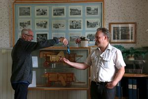 1 maj lämnade Alf över nycklarna till nya föreståndaren Jan Österlund.