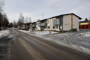Bostadsområdet Herrskog i Kramfors kommun. Foto: Mats Andersson / TT