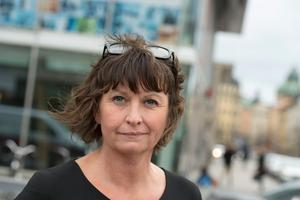 Sofia Olsson Olsén slutar på Aftonbladet.Foto: Maja Suslin / TT
