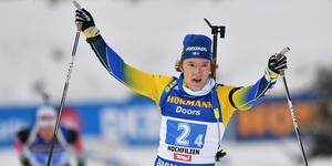 Sebastian Samuelsson under en världscuptävling.