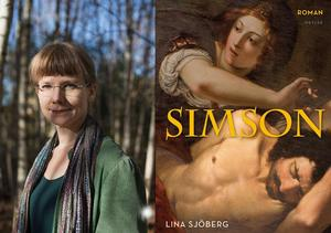 """Lina Sjöberg är född 1973 och debuterade för 13 år sedan med romanen """"Resa till Port Said""""."""