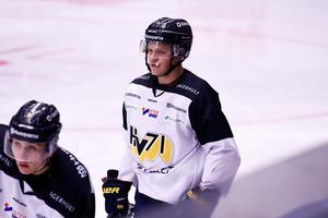 Johan Johnsson och HV71 ställs på torsdagskvällen mot Mora i Jalas Arena.
