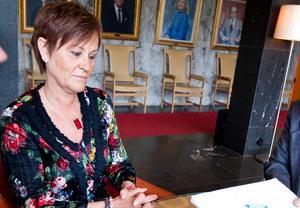 Kristina Olström menar att utköp av personal inom Västerås stad kan vara bra för alla involverade parter - samt för ekonomin.
