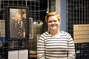 – Porträttfotograferingen är det jag värdesätter mest men jag tar även bilder på fina landskap och sådant, säger Tilda Einarsson.