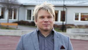 Ola Nelsson, lärare i Svenska och SO-ämnen, är projektansvarig för satsningen som sträcker sig över två år.