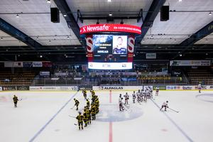 ABB Arena.