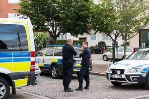 Värnamo har 20 poliser per 10 000 invånare
