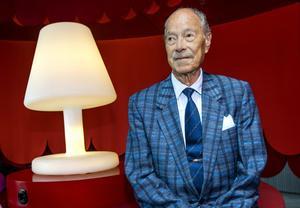 Bengt Hallberg, en av Sveriges genom tiderna främste jazzpianister, inför 80-årsdagen. Bild: Claudio Bresciani/Scanpix