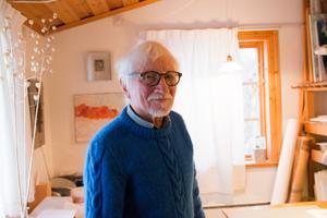 Hudiksvallskonstnären Dieter Kluge tilldelas kultur- och fritidsnämndens kulturstipendium 2019.