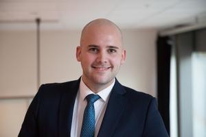 Lukas Hållkvist (M), student, Fornhöjden, 30 år.