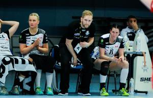 VI:s tränare Frenne Båverud räknar med en tuff kvartsfinalserie mot H65 Höör men tror att VI kan skrälla.