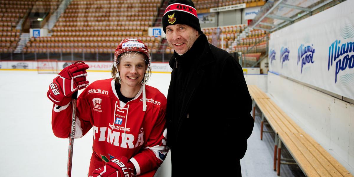 """Pappa Dahlén hyllar sonens beslut att stanna i Sverige – tycker att fler bör följa efter: """"Väldigt förvånande att se"""""""