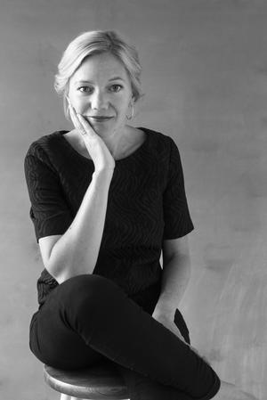 Maja Lunde planerar fyra romaner om vår tids stora frågor. Bild: Oda Berby