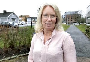 Caroline Cherfan, beredskapschef på Region Jönköpings län.
