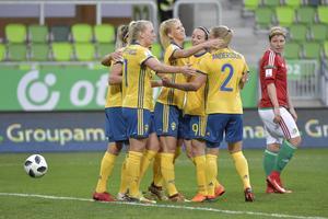 Sverige kunde med enkelhet vinna dagens VM-kvalmatch mot Ungern.