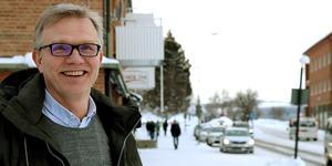Pelle Berglund gläds åt beskedet att Bizmaker beviljas 15,5 miljoner kronor av EU för att jobba vidare med det regionövergripande projektet.