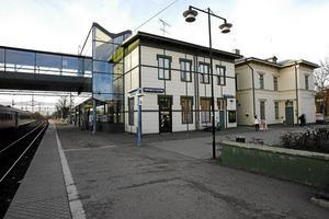 Järnvägsfrämjandet anser att nattågen borde stanna i Västerås. Foto: VLT/Arkiv