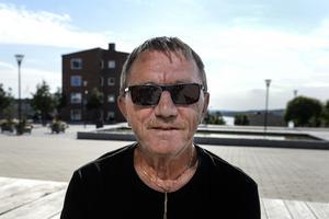 Rolf Nordin, 69 år, pensionär, Timrå.