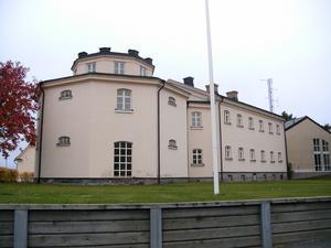 Länsfängelset i Luleå byggdes utifrån Jeremy Benthams idealfängelse