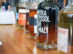 Foto: Johan WikénMackmyra whisky.