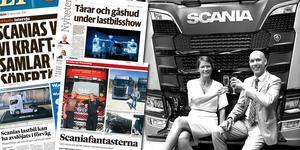 Riv från LT tisdag 9 augusti 2016, LT torsdag 25 augusti 2016,  LT måndag 14 november 2016 och LT måndag 19 december. Foto: Mats Andersson