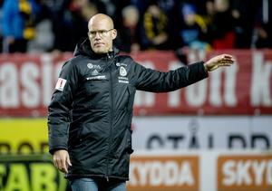 Joel Cedergren och GIF Sundsvall reser till Stockholm för en match mot Djurgården. Foto: Adam Ihse/ TT