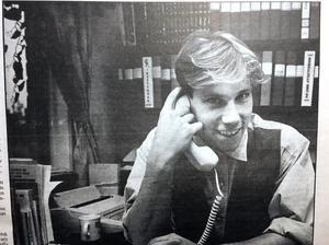 Bild från ÖA 5 oktober 1993.