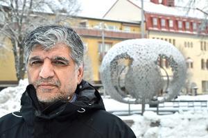 Sverige är ett fritt land, säger Yaser Borak.