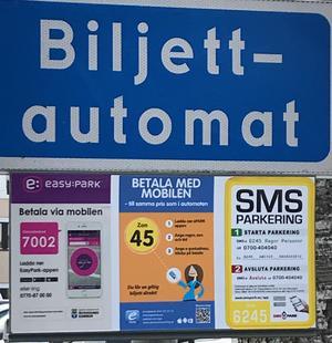 Krångliga parkeringsautomater i Östersund får skribenten att överväga att lytta till en mer bilvänlig stad.