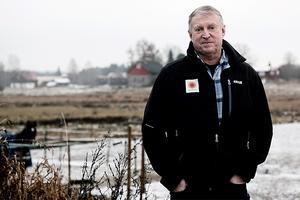 Rutinerade kompetensutvecklaren Jan Björklund på Stora Enso Fors Bruk.