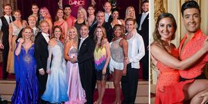 Årets upplaga av TV 4:s Let´s Dance presenterades nyligen i Stockholm. Sanna Lundell från Sorunda är en av kändisarna som ska vara med.  Hon ska dansa med Aaron Brown.