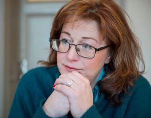Maria Åslin, affärsområdeschef på Näringslivsbolaget i Sundsvall.