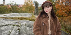 Klara Östlund är intresserad av inredning, främst från 70- och 90-talet.