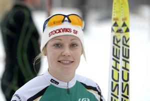 Marie-Helen Söderman Stockviks SF vann damer 20 kilometer.