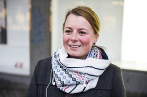 Lisett Westin, Örnsköldsvik:– Delvis. Det är i alla fall klart att jag ska följa curlingen och min kusin Niklas Edin.