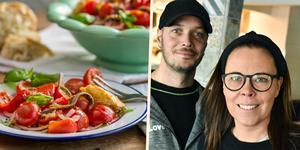 Fokus ligger numera på det italienska köket när du besöker det som tidigare hette Strand kök & bar.