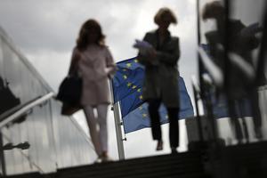 Kommer det gå att få europeiska partier med gemensamma kandidater från alla länder på samma lista, med möjlighet till personval för medborgarna inom alla medlemsländer? Foto: TT